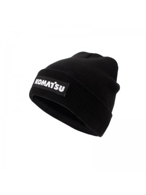 Winterhat (black) with black badge