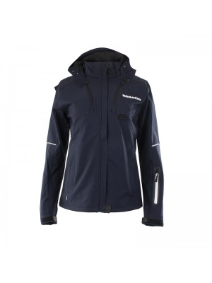 Softshell Ladies navy