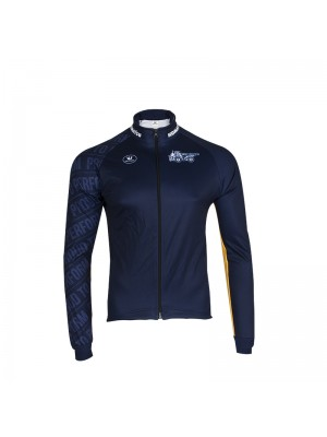 Cycling vest long sleeves men