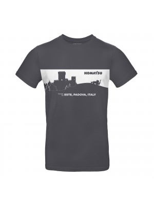 Dark grey t-shirt men - Padova