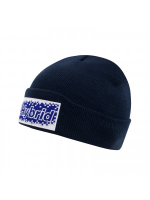 Winterhat (blue) with Hybrid badge