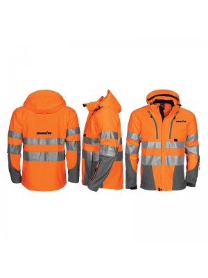 Functional Jacket Orange