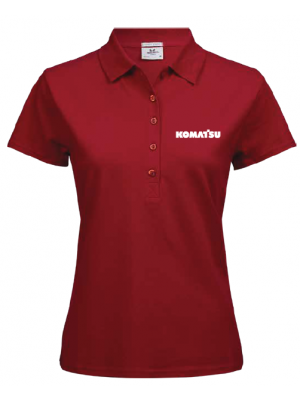 Polo Women Red