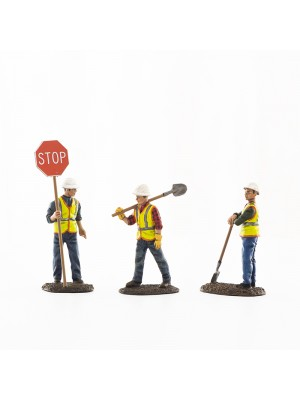 Construction figures set A