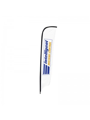 Beachflag Intelligent Machine Control 90 x 375 cm