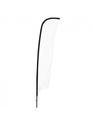 Beachflag frame fits 90 x 375 cm beachflags